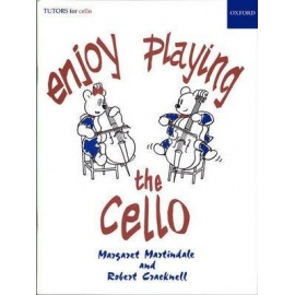 Enjoy Playing The Cello