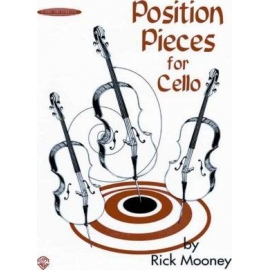 Position Pieces for Cello