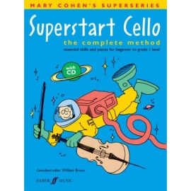 Superstart Cello