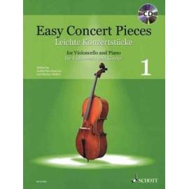 Easy Concert Pieces 1 (Cello)