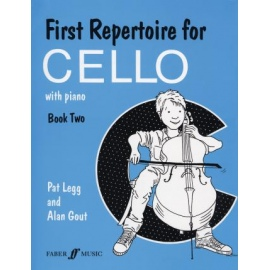 First Repertoire for Cello Book 2