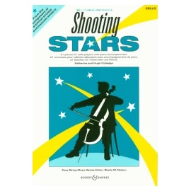 Shooting Stars (Cello)
