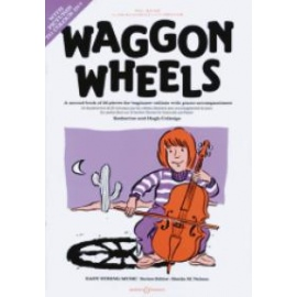 Waggon Wheels (Cello)