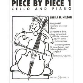 Piece By Piece 1 (Cello)