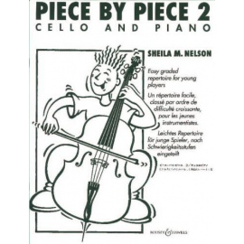 Piece By Piece 2 (Cello)