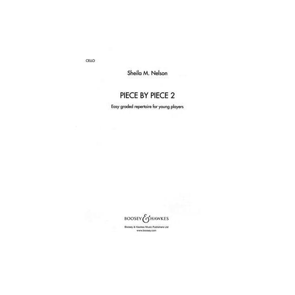 Piece By Piece 2 (Cello Part)