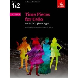 Time Pieces For Cello Volume 1 Grades 1&2