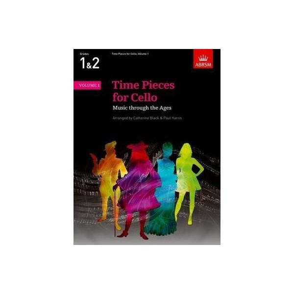 Time Pieces For Cello Volume 1 Grades 1&2