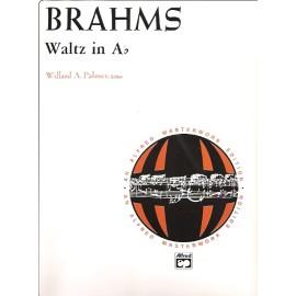 Brahms - Waltz in A Flat