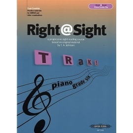 Right @ Sight Grade 6 Piano