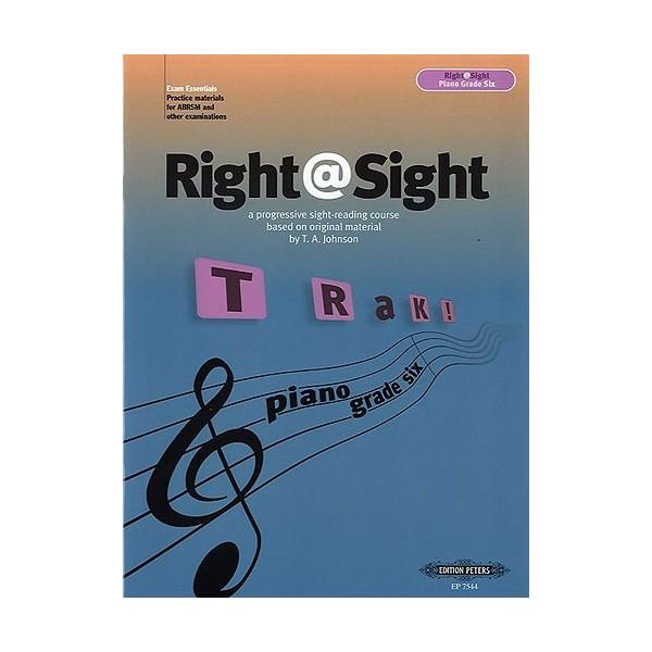 Right @ Sight Grade 6 Piano