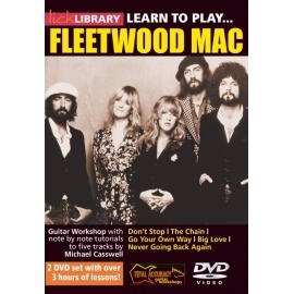 Lick Library: Learn To Play Fleetwood Mac 2 DVD Set