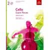 ABRSM Cello Exam Pieces Grade 2 (CD Edition)