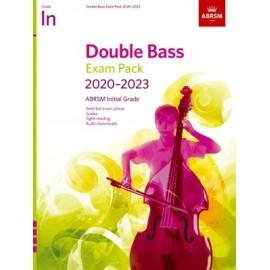 ABRSM Double Bass Initial Grade 2020-2023