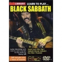 Lick Library: Learn To Play Black Sabbath