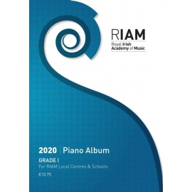 Royal Irish Academy Piano Album 2020 Grade 1