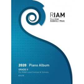 Royal Irish Academy Piano Album 2020 Grade 2