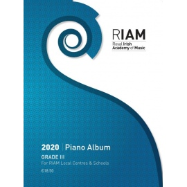 Royal Irish Academy Piano Album 2020 Grade 3