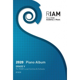 Royal Irish Academy Piano Album 2020 Grade 5