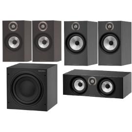 606 5.1 AV Speaker System