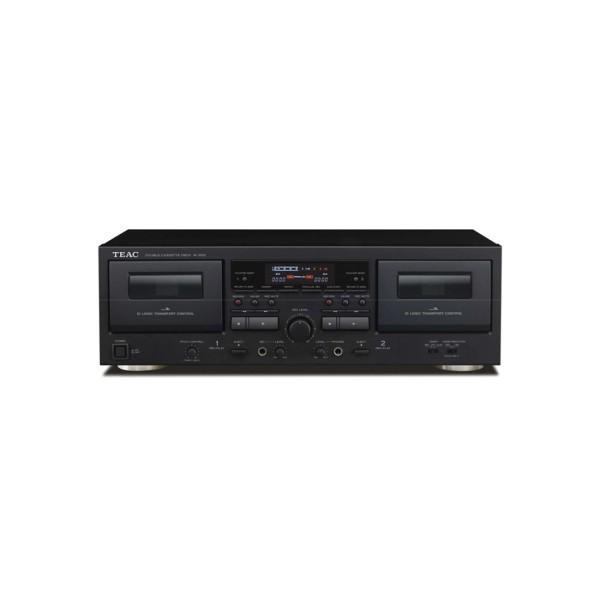 W-1200 Twin Cassette Deck