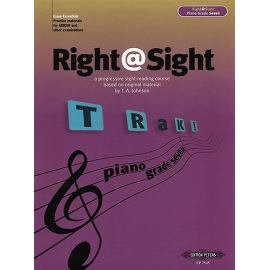 Right @ Sight Grade 7 Piano