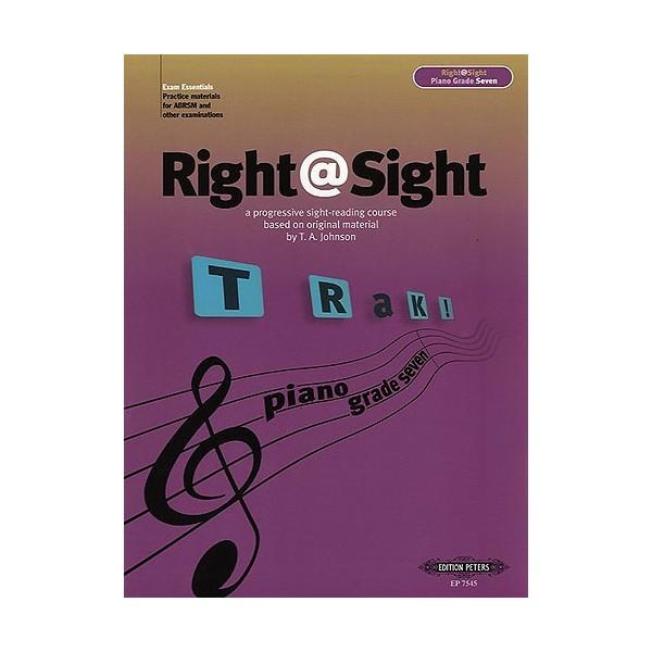 Right @ Sight Grade 7 Piano