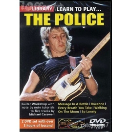 Lick Library: Learn To Play The Police 2 DVD Set