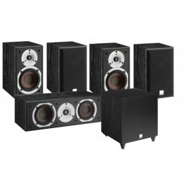 Spektor 1 5.1 System with C-8 D Subwoofer Home Cinema Pack