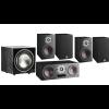 Oberon 1 5.1 Home Cinema System With E9F Sub