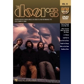 Guitar Play Along Vol. 13: The Doors