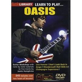 Lick Library: Learn To Play Oasis