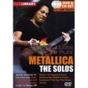 Lick Library: Learn To Play Metallica The Solos