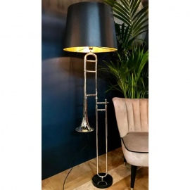 Music Lamp - Trombone