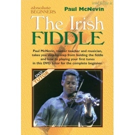 Absolute Beginners: The Irish Fiddle - Paul McNevin