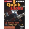 Lick Library: Guitar Quick Licks- Jimmy Page