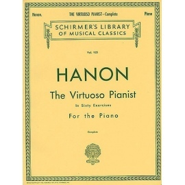 Hanon: The Virtuoso Pianist In 60 Exercises For Piano (Complete)