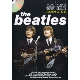 Play Along Guitar Audio CD: The Beatles