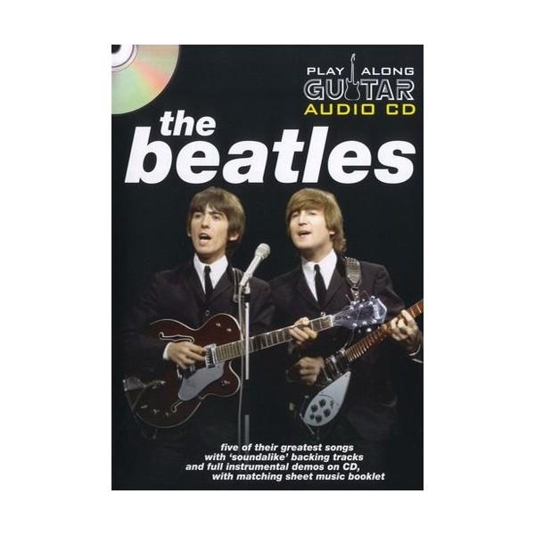 Play Along Guitar Audio CD: The Beatles