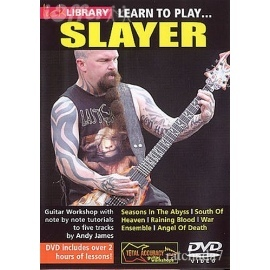Lick Library: Learn To Play Slayer