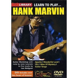 Lick Library: Learn To Play Hank Marvin