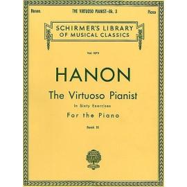 Hanon: The Virtuoso Pianist In 60 Exercises For Piano Book 3