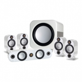 Apex A10AV12 5.1 Home Cinema Speaker Pack