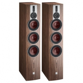 Dali Rubicon 8 Speakers - Walnut