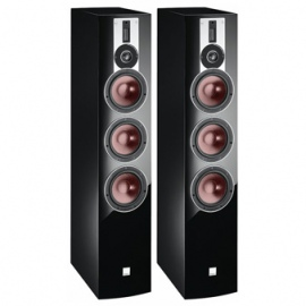Dali Rubicon 8 Speakers - Walnut