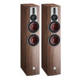 Dali Rubicon 6 Floor Standing Speakers - Walnut