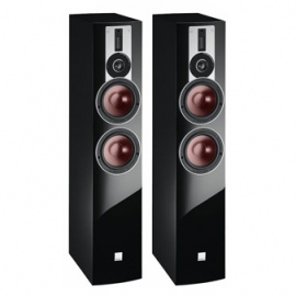 Dali Rubicon 6 Floor Standing Speakers - Walnut