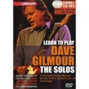 Lick Library: Learn To Play Dave Gilmour The Solos 2 DVD & CD Set