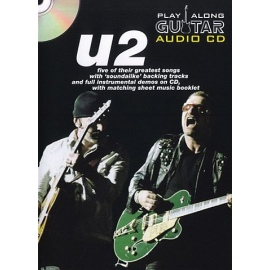 Play Along Guitar Audio CD: U2