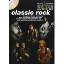 Play Along Guitar Audio CD Classic Rock